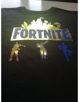 Тениска Fortnite с фолио