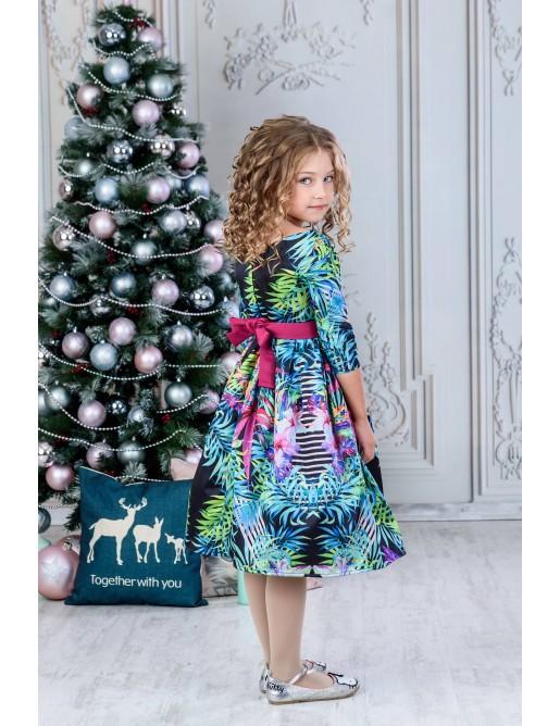 Пъстра рокля